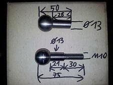 Simson MZ Anhängerkupplung Kupplung Anhänger Kugel 25 mm Gewinde / Schweißbar