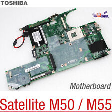 Motherboard K000030040 Notebook Toshiba Satellite M50 M55 Hann New #89