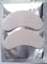 50 EXTENSION CIGLIA sotto gli occhi Gel patch PELUCCHI free eye PADS o per PERM / TINTE