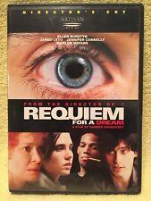 Requiem For A Dream [Dvd] * Ellen Burstyn, Jared Leto - Free Shipping!