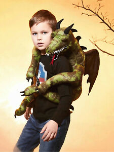 Dragon Backpack Costume One Size