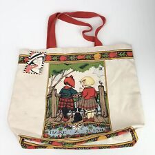 Mary Engelbreit Canvas Tote 14x17 Make A Wish Image