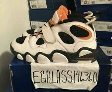 NIKE AIR MAX CB 34 BARKLEY WHITE ORANGE SZ 12 AUTHENTIC