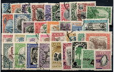 Liberia - (35) Older MH & Used Issues   /    Lot 0720012
