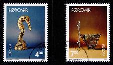 Art, Artists Danish & Faroese Stamps