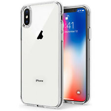 Ultra Thin [0.2mm] Crystal Clear Case for iPhone XS | Hard Lightweight TPU Shell