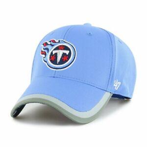 Tennessee Titans NFL '47 MVP Adjustable Cap Hat Football Strapback Periwinkle TN