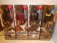 "Marvel Avengers Titan Hero Series 12"" Action Figure Lot Of 4 - NEW"