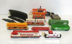 TYCO Ken Smith Silver Streak 4301 Train Set