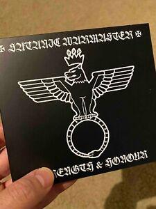Satanic Warmaster - Strength & Honour - Digipak CD