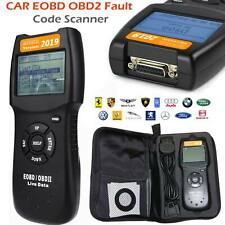 2019 Universal D900 OBD2 EOBD CAN Car Fault Code Reader Diagnostic Scanner Tool