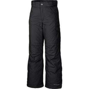 Columbia Girl's Starchaser Peak II Snow Pants Black Size XS (6-6X)