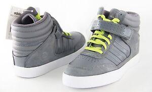 Kids Adidas BBNeo Upshur Mid Top Q16118 Gray White 100% Authentic Brand New