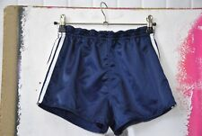 adidas Fußballhose Sporthose shorts football 80s TRUE VINTAGE silky sport trunks
