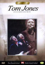 TOM JONES: Live at Cardiff Castle DVD *NEW
