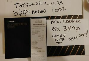 GeForce RTX 3090 Founders Edition WITH original Receipt from Best Buy!