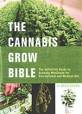 The Cannabis Grow Bible: The Definitive Guide to Growing ...(Electronic version)