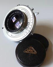 "GOERZ 16 1/2"" Red Dot Artar In Ilex Shutter Large Format View Camera Lens"