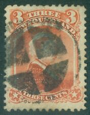 EDW1949SELL : NEWFOUNDLAND 1870. SG #36 Very Fine, Used. Choice stamp. Cat £100