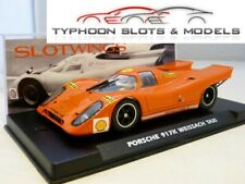 SLW005-07 Slotwings Porsche 917K - Weissach Taxi - New & Boxed