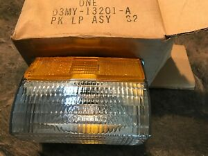 NEW OEM Mercury Grand Marquis + Others LH Marker Parking Lamp D3MY-13201-A