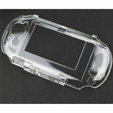 Clear Crystal Protect Hard Skin Case Cover for PS Vita PSV 2000