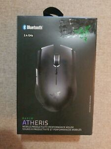 Razer Atheris Mobile Mouse Gaming Mouse 2.4 GHz Wireless BT Bluetooth 7200 DPI