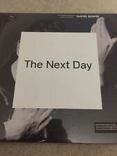David Bowie -  The Next Day - 2 x Vinyl LP and CD - Brand New / Sealed