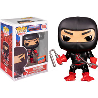 NINJOR NYCC 2020 CONVENTION EXC FUNKO POP MASTERS OF THE UNIVERSE 1017 PRE ORDER