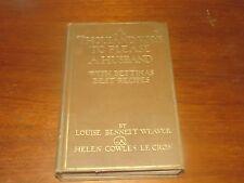 A Thousand Ways to Please a Husband Bettina's Best Recipes Antique Cookbook 1917