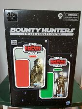 Black Series ESB 40th Anniversary BOUNTY HUNTERS set, Amazon Exclusive, sealed