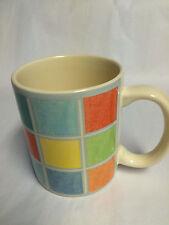 Villeroy and Boch Twist Alea Faience Pottery Earthenware Coffee Mug Cup set of 3