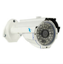 "LineMak Bullet camera, 1/3"" Sony CCD Sensor, 700TVL, 6mm lens, 48pcs LEDs, IP66."