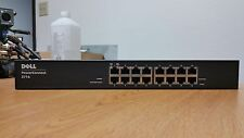 Dell PowerConnect 2716 - 16 Port Gigabit Switch