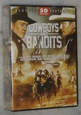 Westerns 50 Classic Movies - Cowboys & Bandits - Roy Rogers and more DVD Box Set