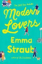 Modern Lovers by Emma Straub (2016, Hardcover)