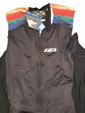 New Louis Garneau Pro Carbon Triathlon Bike Cycling Suit Men's Xxl Black Color