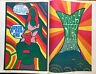THE ART OF REVOLUTION CASTRO'S CUBA :1959-1970 PSYCHEDELIC POLITICAL POSTERS