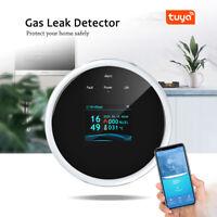 Wireless Wi-Fi Alarm Sensor Temperature Sensor Detection Alarms+LCD Display Home