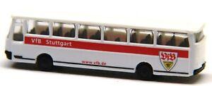 Spur Z 1:220 von Noch Kleinserie VFB Stuttgart Mannschaftsbus NEU