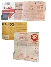 More details for rare vintage airline tickets