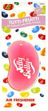 15215 Jelly Belly TUTTI FRUITTI 3D Bean Air Freshener Car (x1) Hanging Gel Type