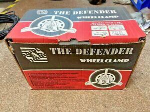 SAS Defender Wheel Clamp