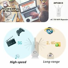 WiFi Router Wireless Range Extender AC750 Signal Booster Wireless-N Repeater NEW