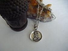 Spiritual Healing Buddha Necklace Awakened One Good Fortune Luck Wellness Love