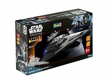 Revell Star Wars Rogue One Build and Play Imperial Destroyer Kids Toy Play Set