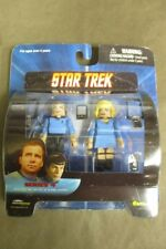 Star Trek Mini Mates Sick Bay Dr McCoy & Nurse Chapel Series 4- NEW