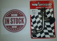 AEROQUIP A/C AIR CONDITIONING LINE FITTING FCE1833 90 DEGREE #8  VINTAGE HOT ROD