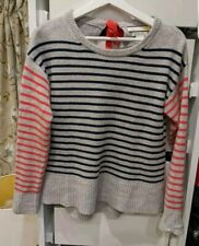 C&C California Cashmere Striped Jumper Size 10