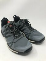 Adidas Terrex Agravic 310 Trail Shoes Men's Size 9 Gray Lace Up Continentental